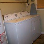 Ensuite laundry