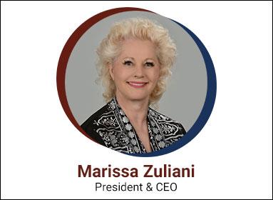 Marissa Zuliani, President & CEO